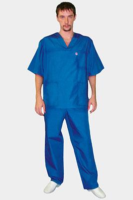 Мужской медицинский костюм К-402